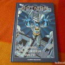 Cómics: BATMAN EL LARGO HALLOWEN 2ª PARTE LA COLECCION 5 ( LOEB SALE ) ¡BUEN ESTADO! PLANETA DC TAPA DURA. Lote 205836868