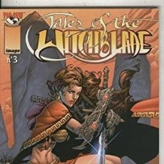 Cómics: TALES OF THE WITCHBLADE N.º 3. CHRISTINA Z; DAVID WOHL. Lote 206222571