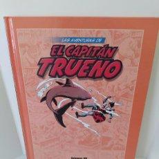 Cómics: LAS AVENTURAS DE EL CAPITÁN TRUENO. VOLUMEN 60. PLANETA DEAGOSTINI. EDICIONES B, S.A. 2010.. Lote 206236758
