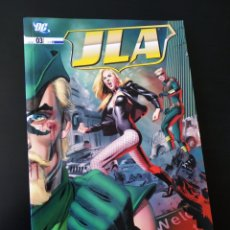 Cómics: EXCELENTE ESTADO JSA 3 VOL II LA CAIDA DE GREEN ARROW PLANETA. Lote 206327652