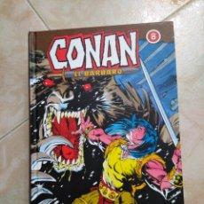 Comics : CONAN EL BÁRBARO NÚMERO 8 ( PLANETA CÓMIC ) 686 PÁGINAS. Lote 206336247