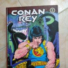 Comics : CONAN REY NÚMERO 2 ( PLANETA CÓMIC ) 546 PÁGINAS. Lote 206336551