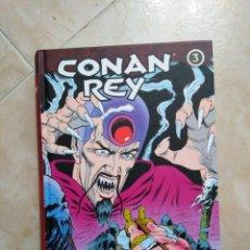 Comics : CONAN REY NÚMERO 3 ( PLANETA CÓMIC ) 524 PÁGINAS. Lote 206337018