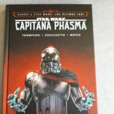 Cómics: STAR WARS. CAPITANA PHASMA. TOMO TAPA DURA. Lote 206379927