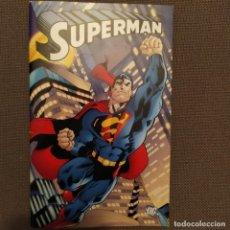 Cómics: SUPERMAN PLANETA AGOSTINI DC COMICS 2006 ED ESPAÑOLA RAMPAGE 11,5 X 18. Lote 206432150