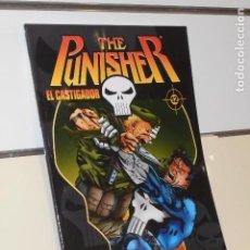 Cómics: THE PUNISHER EL CASTIGADOR Nº 12 CAPTURAR LA BANDERA - FASCICULO PLANETA. Lote 206470270
