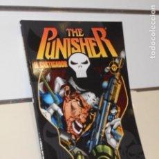 Cómics: THE PUNISHER EL CASTIGADOR Nº 11 CORPORACION DE ASESINOS - FASCICULO PLANETA. Lote 206470446