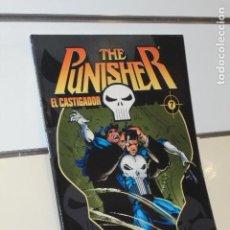 Cómics: THE PUNISHER EL CASTIGADOR Nº 7 SERVIDO FRIO SABE MEJOR - FASCICULO PLANETA. Lote 206470868