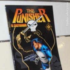 Cómics: THE PUNISHER EL CASTIGADOR Nº 4 EL FANTASMA DE WALL STREET - FASCICULO PLANETA. Lote 206471265