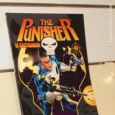 Cómics: THE PUNISHER EL CASTIGADOR Nº 3 MINISTRO DE LA MUERTE - FASCICULO PLANETA. Lote 206471405