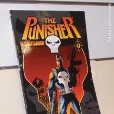 Cómics: THE PUNISHER EL CASTIGADOR Nº 2 HACIENDO POLVO - FASCICULO PLANETA. Lote 206471506