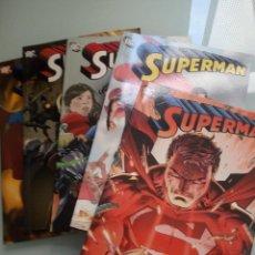 Cómics: LOTE TOMOS SUPERMAN PLANETA. Lote 206492131