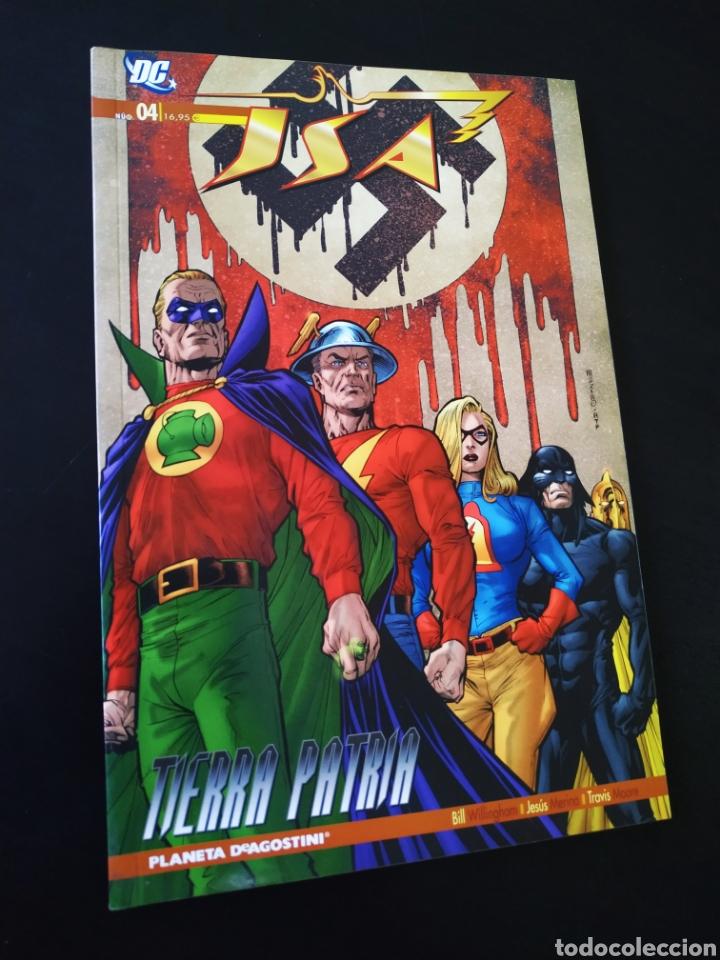 DE KIOSCO JSA 4 VOL II PLANETA (Tebeos y Comics - Planeta)