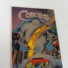 Cómics: CONCRETE, DE PAUL CHADWICK , KILLER SMILE , EDITORIAL PLANETA. Lote 207009753