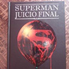 Comics : DC PLANETA TOMAZO ABSOLUTE SUPERMAN JUICIO FINAL DESCATALOGADO DIFÍCIL VER FOTOS, LEER DESCRIPCIÓN. Lote 207082418