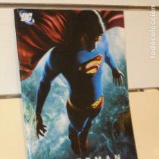Comics : SUPERMAN RETURNS EL COMIC - PLANETA - OFERTA. Lote 207228767