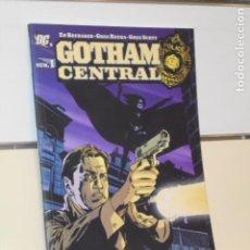 Cómics: GOTHAM CENTRAL Nº 1 - PLANETA - OFERTA. Lote 207229068