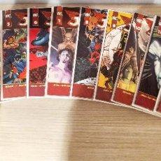 Cómics: JSA VOLUMEN 1 COMPLETO EN 13 TOMOS RÚSTICA PLANETA GEOFF JOHNS (1+2+3+4+5+6+7+8+9+10+11+12+13). Lote 207271268