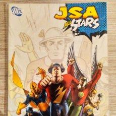 Cómics: JSA ALL STARS TOMO ÚNICO RÚSTICA PLANETA (SOCIEDAD DE LA JUSTICIA DE AMÉRICA). Lote 207282282