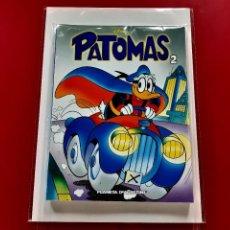 Cómics: PATOMAS Nº 2 DISNEY EXCELENTE ESTADO. Lote 207482900