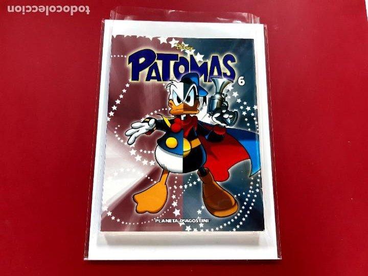 PATOMAS Nº 6 DISNEY EXCELENTE ESTADO (Tebeos y Comics - Planeta)