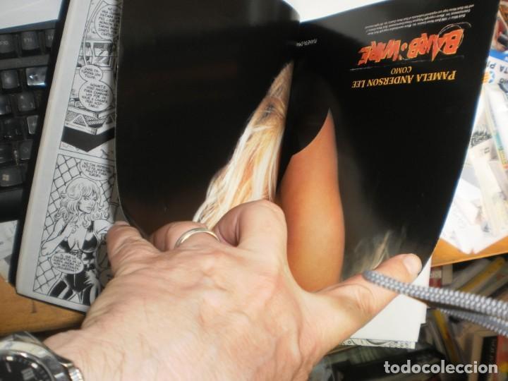 Cómics: barb:wire. adaptación película pamela anderson con póster central de pamela. 1996 (seminuevo) - Foto 4 - 181592562