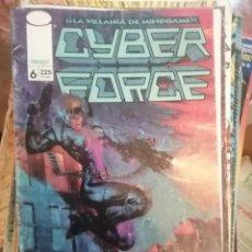 Cómics: CYBER FORCE VOL. 1 Nº 6 - WORLD COMICS PLANETA. Lote 208360920