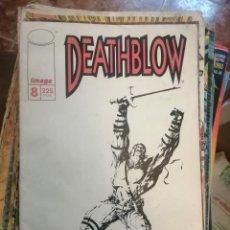 Cómics: COMIC DEATHBLOW VOL.1 NÚMERO 8, JIM LEE, BRANDON CHOI, IMAGE COMICS. Lote 208361650