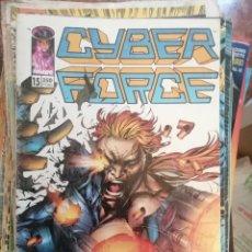 Cómics: CYBERFORCE CYBER FORCE VOLUMEN 1 NÚMERO 15 WORLD CÓMICS IMAGE. Lote 208362355