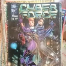 Cómics: CYBER FORCE VOL. 1 Nº 10 - WORLD COMICS PLANETA. Lote 208362888