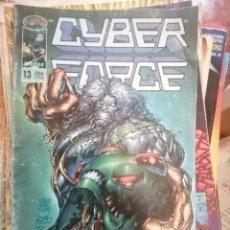 Cómics: CYBER FORCE VOL. 1 Nº 13 - WORLD COMICS PLANETA. Lote 208362986