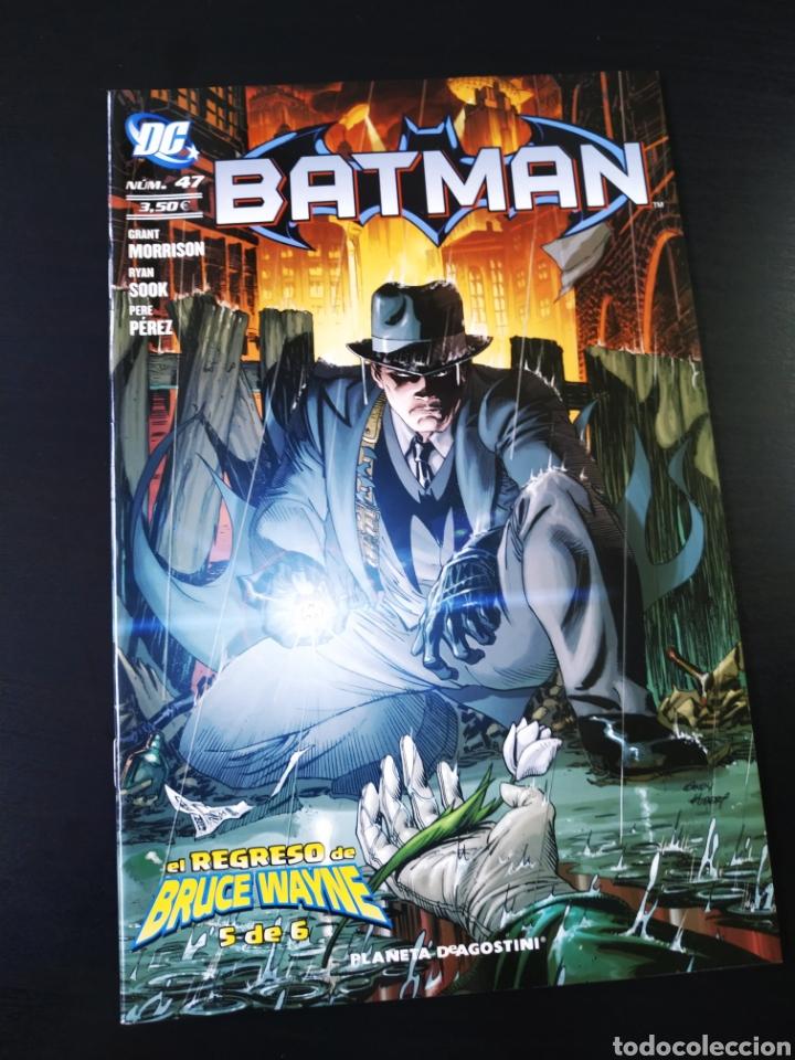 DE KIOSCO BATMAN 47 PLANETA DC (Tebeos y Comics - Planeta)