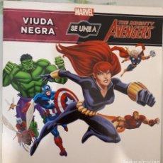 Cómics: THE MIGHTY AVENGERS: VIUDA NEGRA SE UNE. Lote 208941276