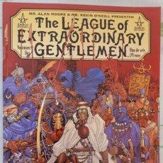 Cómics: THE LEAGE OF EXTRAORDINARY GENTLEMEN VOLÚMEN 2: 1/6. Lote 208941905