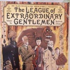 Cómics: THE LEAGE OF EXTRAORDINARY GENTLEMEN VOLÚMEN 2: 2/6. Lote 208941967