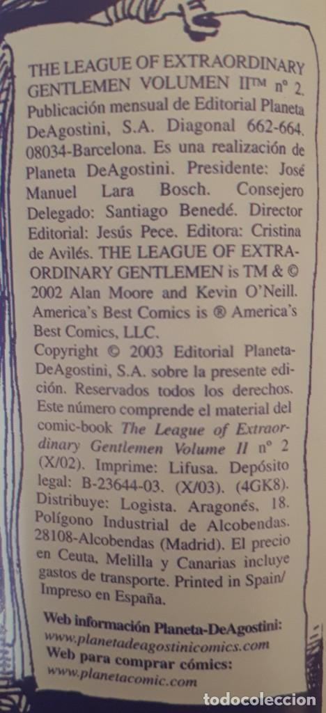 Cómics: The leage of extraordinary gentlemen Volúmen 2: 2/6 - Foto 2 - 208941967