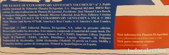 Cómics: The leage of extraordinary gentlemen Volúmen 2: 3/6 - Foto 2 - 208942010