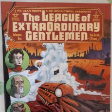 Comics: THE LEAGE OF EXTRAORDINARY GENTLEMEN VOLÚMEN 2: 6/6. Lote 208942175