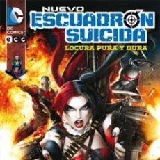 Cómics: NUEVO ESCUADRÓN SUICIDA: LOCURA PURA Y DURA ---OFERTA---. Lote 208974907