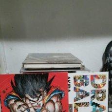 Cómics: DRAGON BALL ILUSTRACIONES COMPLETAS, EDICIÓN DE LUJO. Lote 208988172