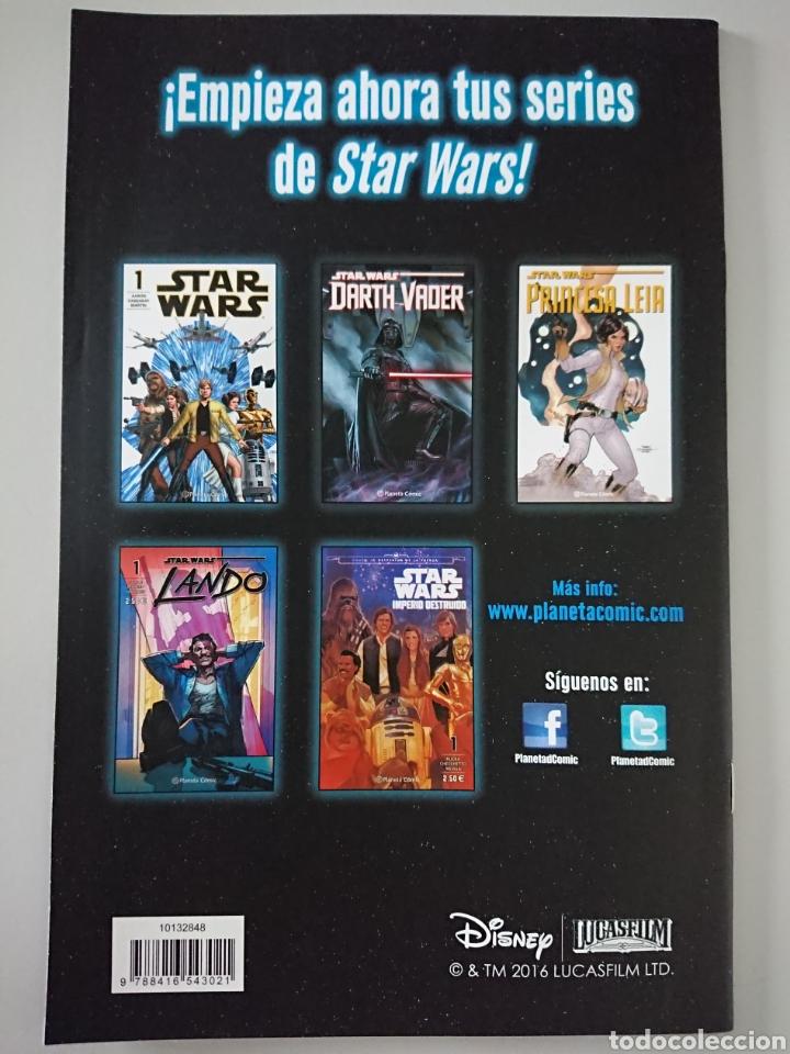 Cómics: Star Wars 14 (Vader derribado 5 de 6), Planeta Comic 2016 - Foto 2 - 209242253