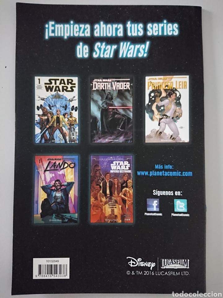 Cómics: Star Wars 15, Planeta Comic 2016 - Foto 2 - 209242308