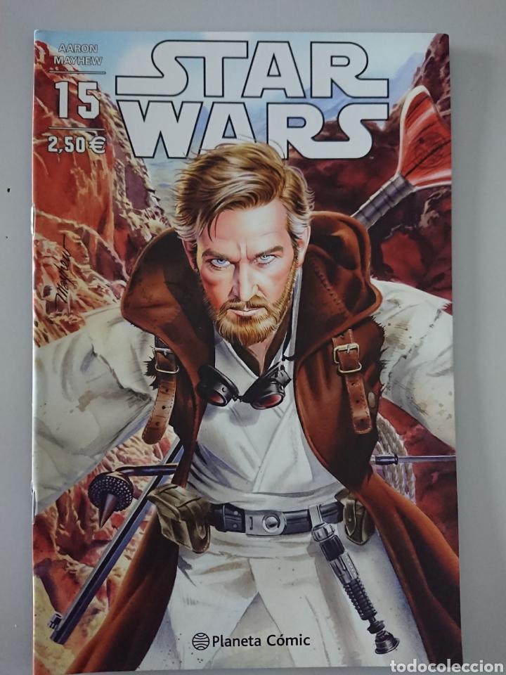 STAR WARS 15, PLANETA COMIC 2016 (Tebeos y Comics - Planeta)