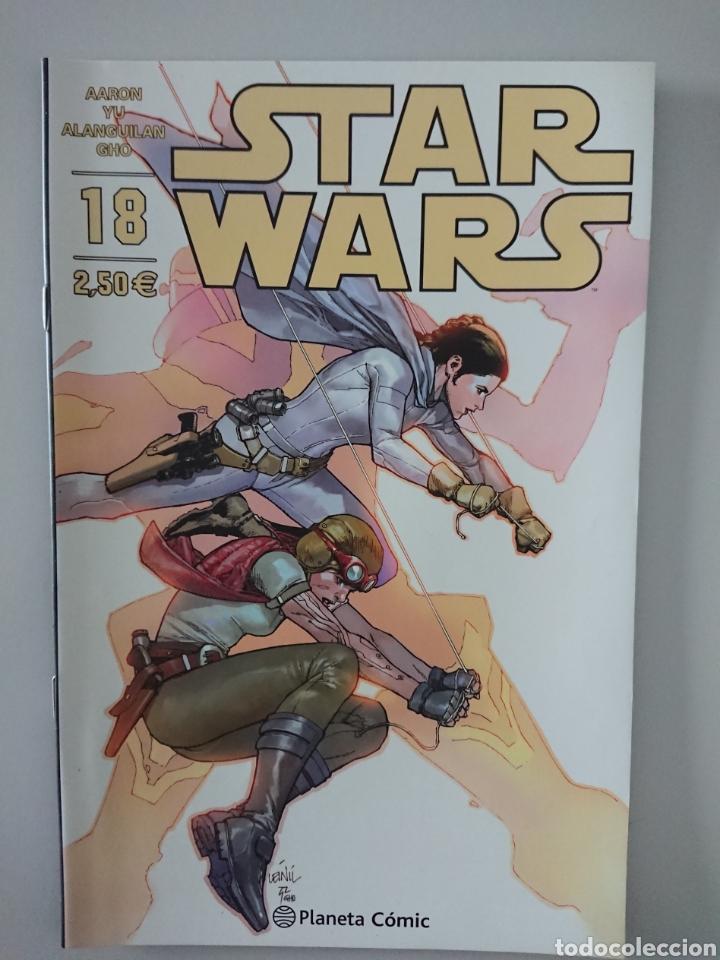 STAR WARS 18, PLANETA COMIC 2016 (Tebeos y Comics - Planeta)
