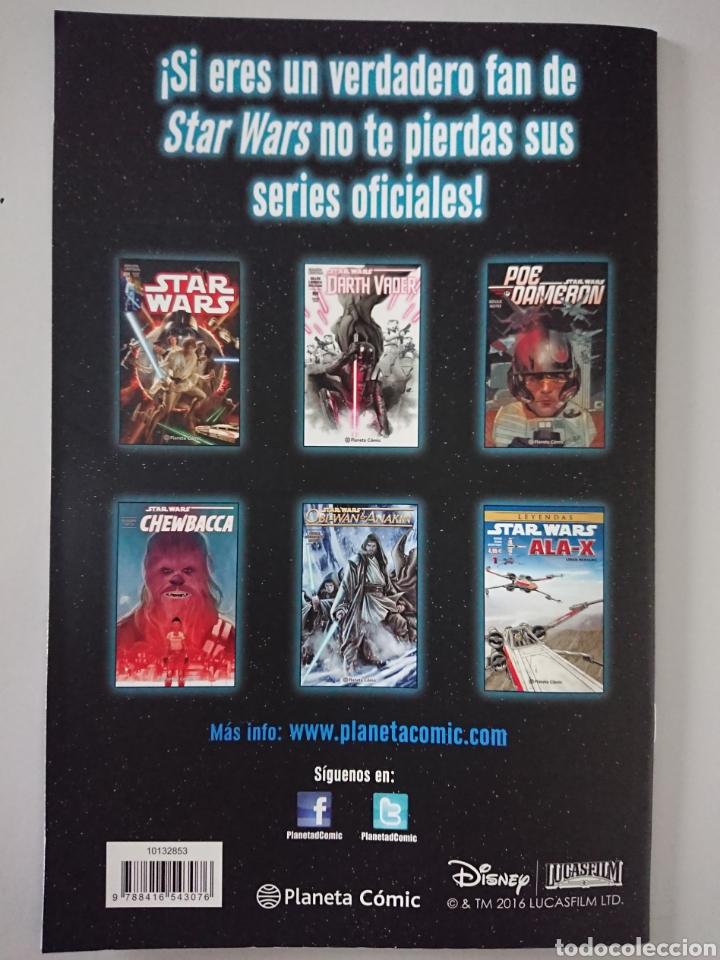 Cómics: Star Wars 19, Planeta Comic 2016 - Foto 2 - 209243152