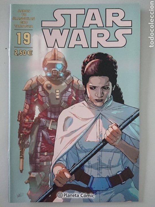 STAR WARS 19, PLANETA COMIC 2016 (Tebeos y Comics - Planeta)