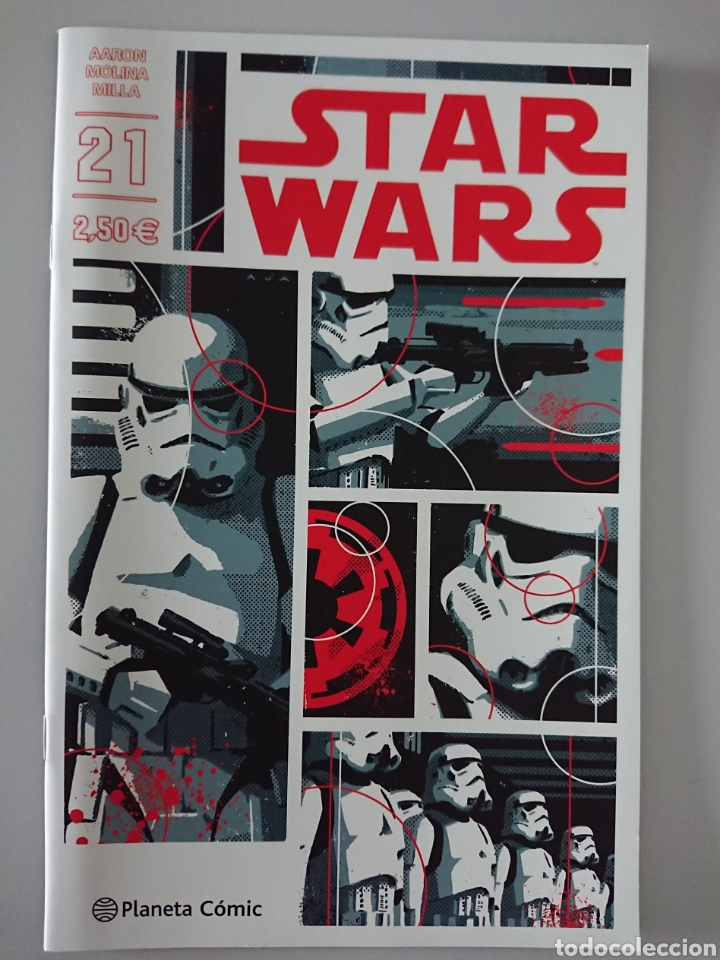 Cómics: Star Wars 21, Planeta Comic 2016 - Foto 1 - 209243718