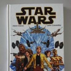 Cómics: STAR WARS, TOMO RECOPILATORIO 1 (NÚMEROS 1 AL 6) EN TAPA DURA, PLANETA CÓMIC 2017. Lote 209247580