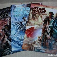 Cómics: STAR WARS : IMPERIO DESTRUIDO (DE GREG RUCKA), NºS 01, 02 ,03 Y 04 (COLECCION COMPLETA ). Lote 209617613