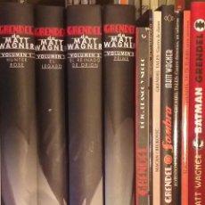 Cómics: COLECCIÓN COMICS GRENDEL DE MATT WAGNER.. Lote 209672980